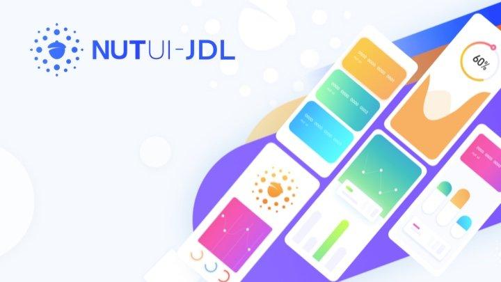 NutUI - 由京东出品,适合快速开发商城类h5、小程序的移动端 UI 组件库