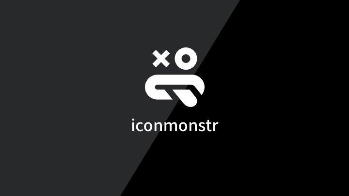 iconmonstr - 提供超过4000个精致图标免费商用的图标库网站