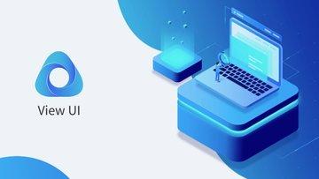 View UI - 国内一线互联网公司都在用的中后台开源UI组件库