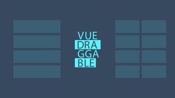 Vue.Draggable - 基于 Vue.js 丝般柔滑的拖拽排序组件