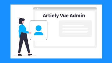 Artiely Vue Admin - 基于蚂蚁金服Ant Design构建的高颜值开源管理后台UI框架