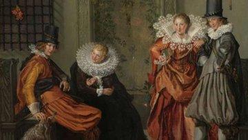 Rijksstudio - 荷兰国立博物馆的网上画廊,提供超过70万份免费商用的高清艺术画作藏品下载