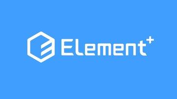 Element Plus - 饿了么团队基于 Vue 3.0 更新发布的优秀开源桌面 UI 组件库