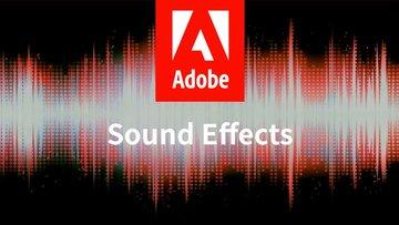 Adobe Sound Effects - Adobe 官方提供的高清免版税的音效库,免费打包下载