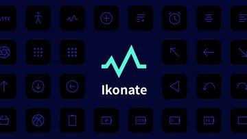 Ikonate - 一组优质的免费商用且开源的 SVG 格式图标库