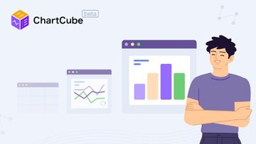 ChartCube - 图表魔方:阿里出品的免费在线图表制作工具,简单好用还漂亮