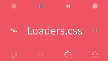 Loaders.css - 纯 CSS 打造的免费开源加载动画,丝滑流畅高性能!