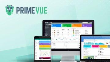 PrimeVue - 基于 Vue 3 的免费开源、定制性强的前端 UI 组件库